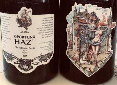 Eticheta de vin