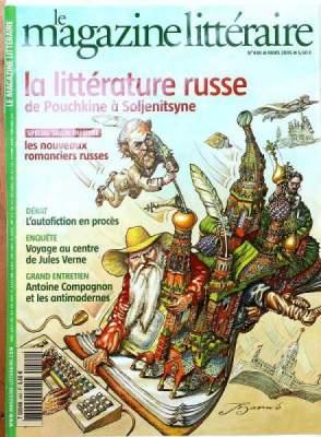Le magazine litteraire