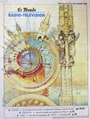LE MONDE Radio-Television